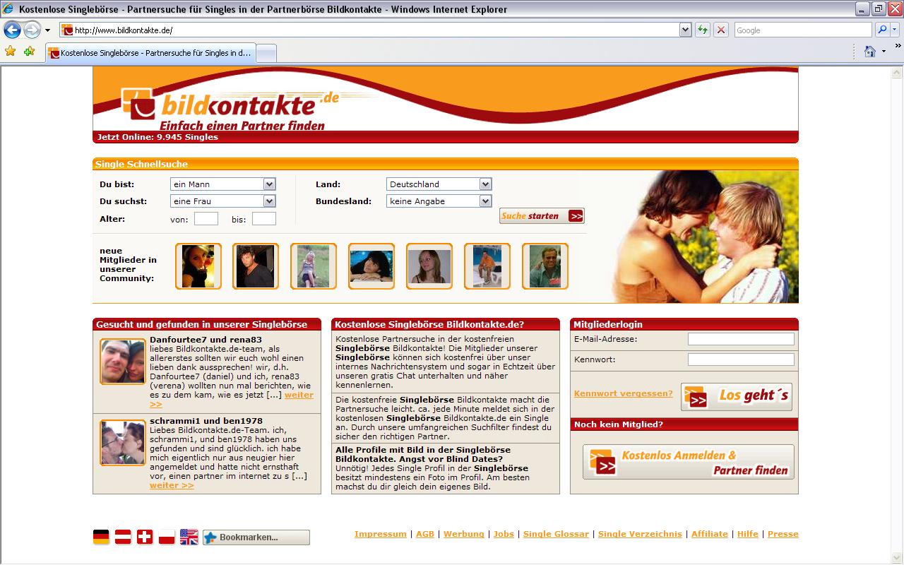 www.bildkontakte.de kostenlos Germering